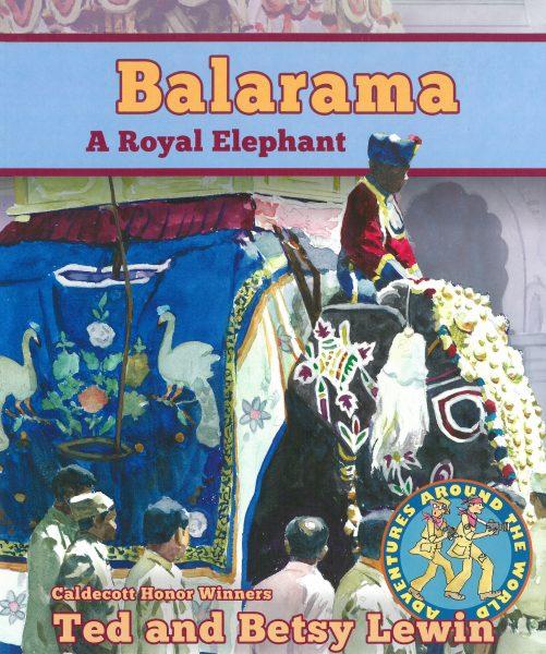 Balarama A Royal Elephant